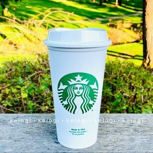 NEW Starbucks Classic Grande Reusable Hot Cup